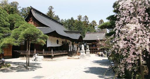 甲斐圀一宮浅間山神社