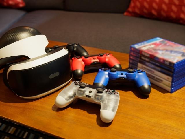PS4で運動不足解消!おすすめソフト・VRゲームで楽しく痩せよう!